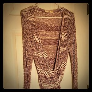 Large crochet coverall